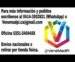 Papel Fotográfico 115grs 50hojas Tamaño A4 - Venemadpi