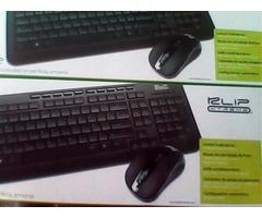 teclado  y maus  inalambricos