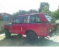 Ranger Rover clasica 4x4