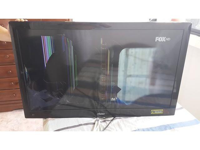 VENDO TV 42 PULGADAS PARA REPUESTO PANTALLA PARTIDA TARJETA MADRE EN EXCELENTES - 1/4