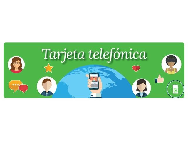 Ofrecemos el servicio de tarjeta telefónica (sim) especial para estudiantes - 1/1