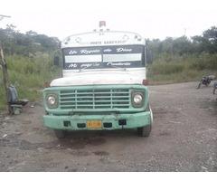 Vendo Autobús Ford Año 78