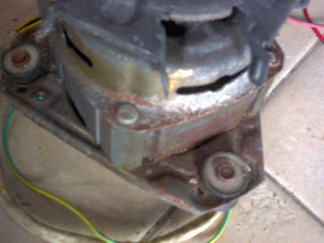 MOTOR  DE LAVADORA  TLF 04163993238 - 1/1