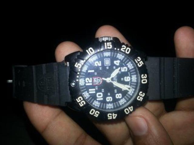 reloj luminox - 1/2