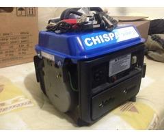 PLANTA ELECTRICA o GENERADOR  CHISPA  CALIDAD ISO 9001  950 W   ORIGINAL NUEVO - Imagen 3/3