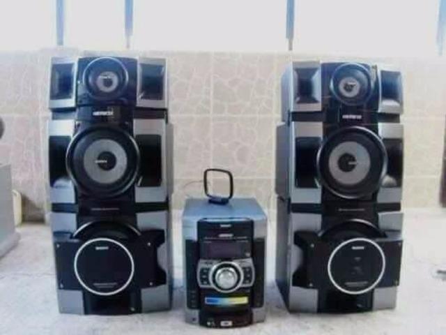 Equipo de Sonido Sony - 1/1