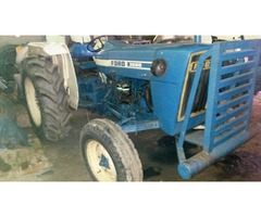 TRACTOR FORD 3600 - Imagen 1/4