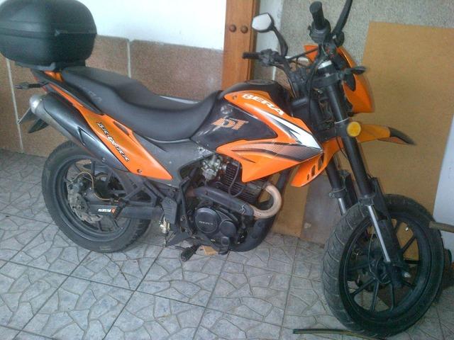 Motos TX, DT BERA y Arsen 2 inf.. 04144527632 Oscar Parra - 1/3