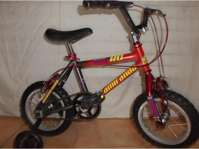 Bicicleta para niño Rin 12 - 1/3