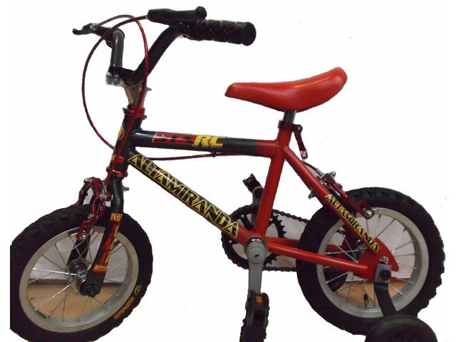 Bicicleta para niño Rin 12 - 2/3