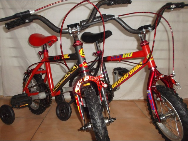 Bicicleta para niño Rin 12 - 3/3