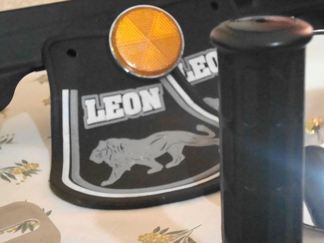Acsesoios Para Moto tuning New Leon - 3/5