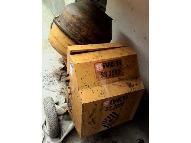Alquiler Trompo Andamio Rana Martillo Vibrador Electrico - 6/6