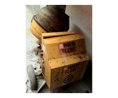 Alquiler Trompo Andamio Rana Martillo Vibrador Electrico - Imagen 6/6
