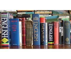 Redacción y copywritter documentos académicos y empresariales en Inglés