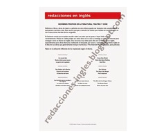 Redacción y copywritter documentos académicos y empresariales en Inglés - Imagen 6/6