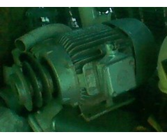 MOTOR 6.6 HP BROWN BOVERI