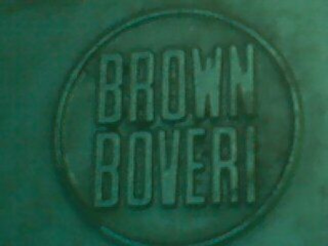 MOTOR 6.6 HP BROWN BOVERI - 2/4
