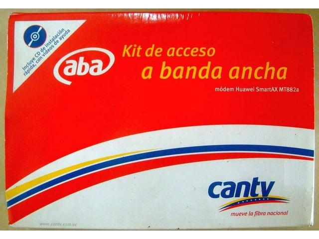 Kit De Acceso A Banda Ancha **usado** - 1/6