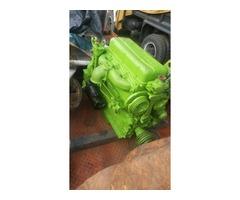 motor detroit diesel 453