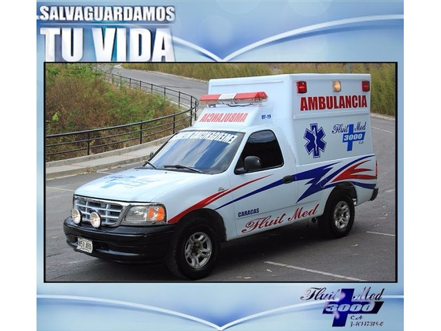 Ambulancias Fluitmed 3000 C.A - 2/3