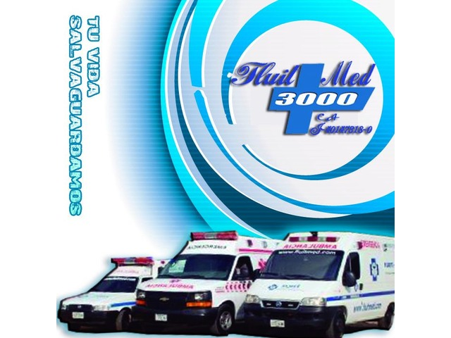 Ambulancias Fluitmed 3000 C.A - 3/3