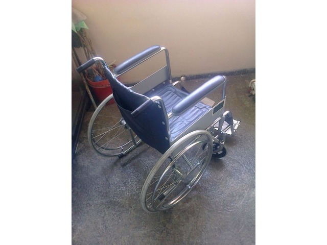 silla de ruedas - 2/4