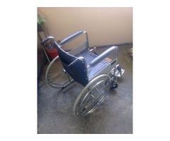 silla de ruedas - Imagen 2/4
