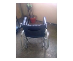 silla de ruedas - Imagen 3/4
