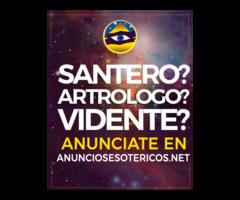 ¿Necesitas publicidad para tus servicios esotéricos?