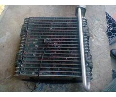 evaporador de silverado 2011