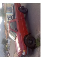 Camioneta Pick Up Mazdaford Año 2000