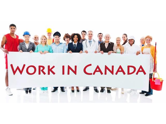 Se necesitan trabajadores en Canadá, Gran Bretaña, Australia - 1/1