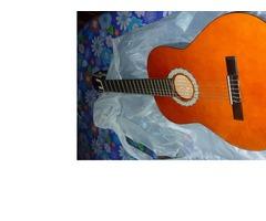 Vendo guitarra nueva marca Vizcaya - Imagen 1/6