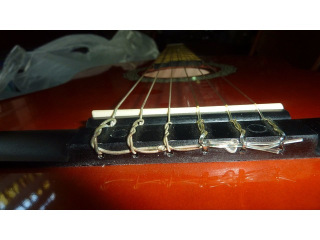 Vendo guitarra nueva marca Vizcaya - 3/6
