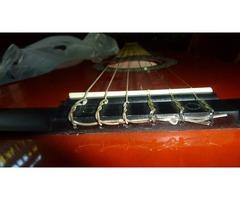 Vendo guitarra nueva marca Vizcaya