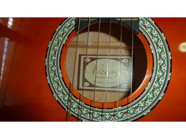 Vendo guitarra nueva marca Vizcaya - 4/6