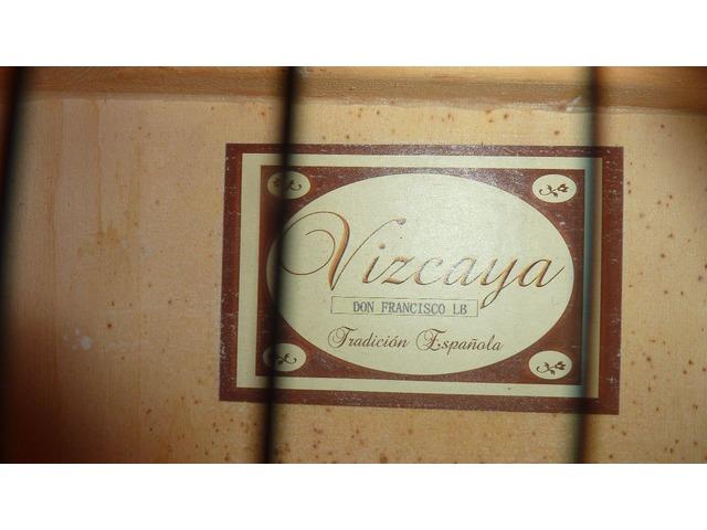 Vendo guitarra nueva marca Vizcaya - 5/6