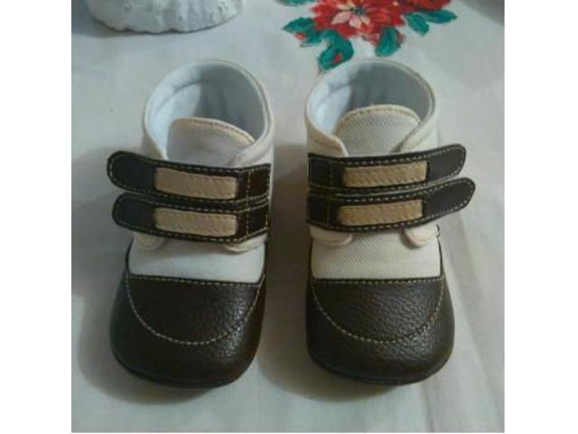 Zapatos para bebe talla 19 - 2/3
