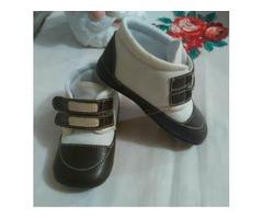 Zapatos para bebe talla 19
