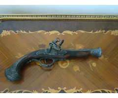 Replica Pistola Antigua de Coleccion