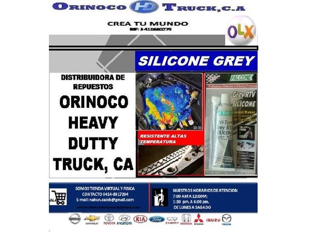 SILICON GREY MARCA FALCON-PARA MOTOR - 2/4
