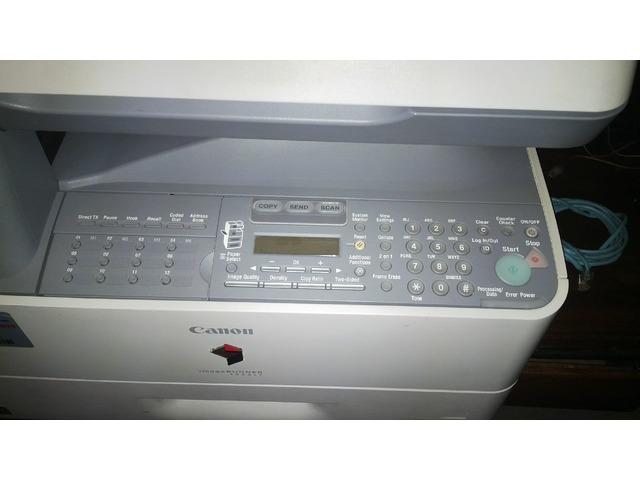 fotocopiadora e impresora canon - 2/2