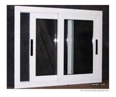 Puertas templex, puertas de baño, ventanas, rejas de aluminio - Imagen 1/4