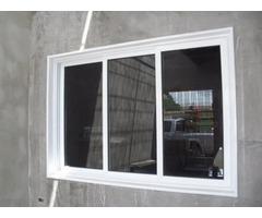Puertas templex, puertas de baño, ventanas, rejas de aluminio - Imagen 2/4