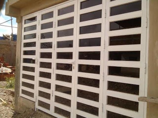 Puertas templex, puertas de baño, ventanas, rejas de aluminio - 3/4