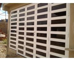 Puertas templex, puertas de baño, ventanas, rejas de aluminio - Imagen 3/4