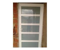 Puertas templex, puertas de baño, ventanas, rejas de aluminio - Imagen 4/4