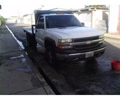 Chevrolet Cheyenne 2001