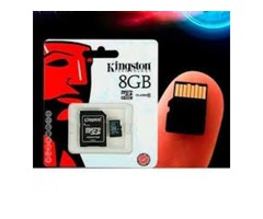 MicroSD 8gb Kingston